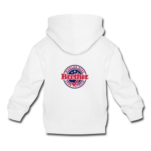 Sweat Worlds Best Brother - Pull à capuche Premium Enfant