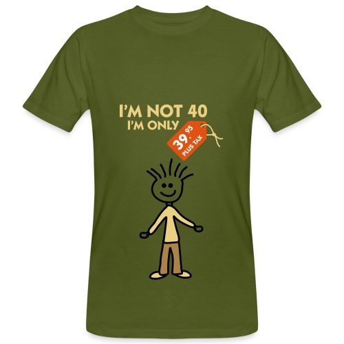 proposta XL - T-shirt ecologica da uomo