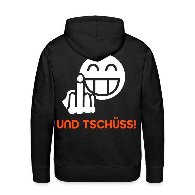 Und Tschüss! + Name