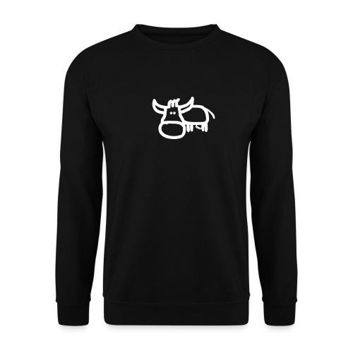 Kuh - Männer Pullover
