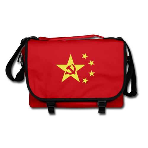 Communist China Shoulder Bag - Shoulder Bag