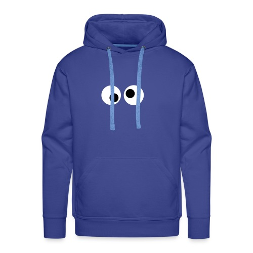 koekie monster vest - Mannen Premium hoodie