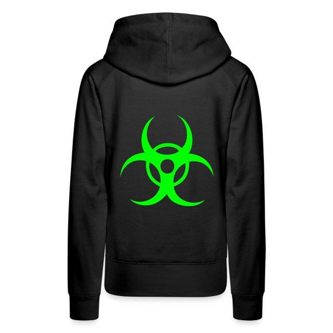 Biohazard - Neongrön