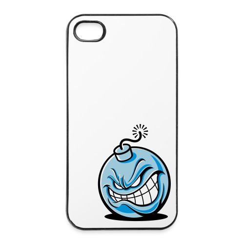 da bomb - iPhone 4/4s hard case