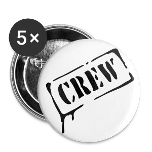 Crew button - Buttons middel 32 mm
