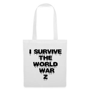WORLD WAR Z - Bolsa de tela