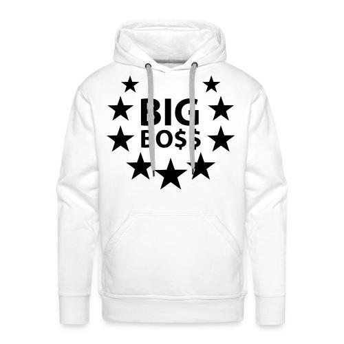 BIIG BOSS - Sweat-shirt à capuche Premium pour hommes