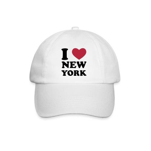 Cap I Love NY - Baseballcap