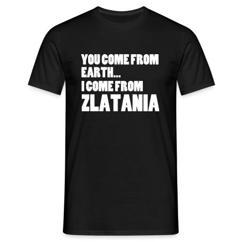 ZLATANIA / Colors - T-shirt Homme