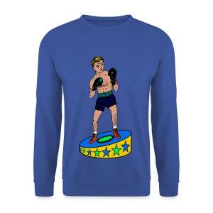 mannen sweater bokser - Mannen sweater