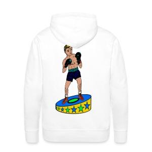 mannen sweater bokser - Mannen Premium hoodie