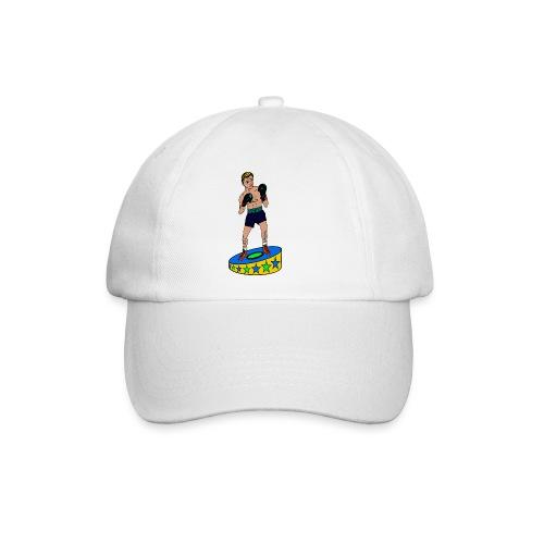 baseballcap met een  bokser - Baseballcap