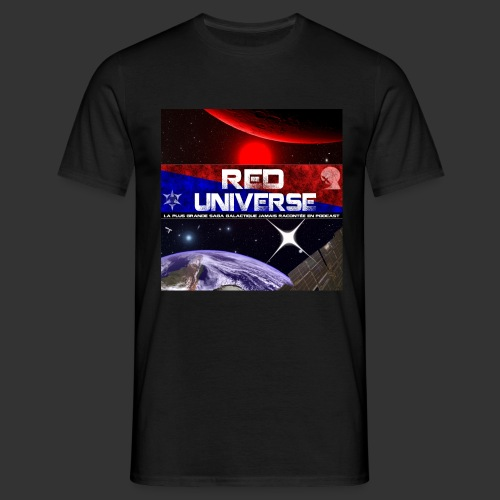 Red Universe Complet - T-shirt Homme