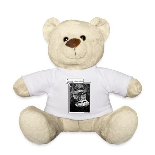 beer met een gorilla - Teddy