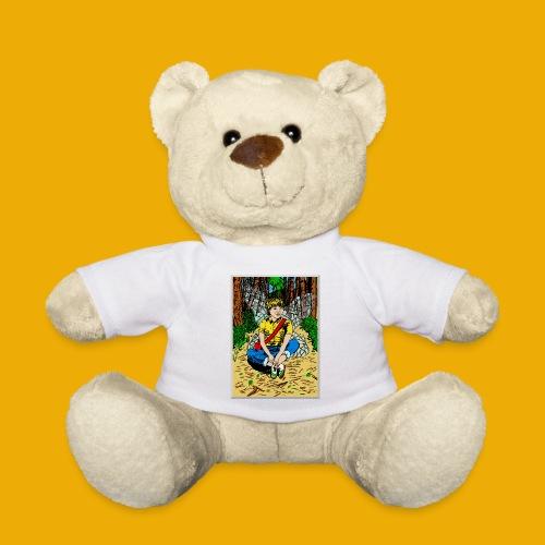 beer met een boself - Teddy