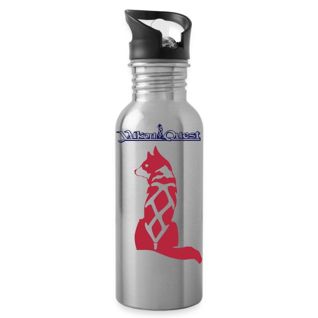 Yukon Quest Trinkflasche