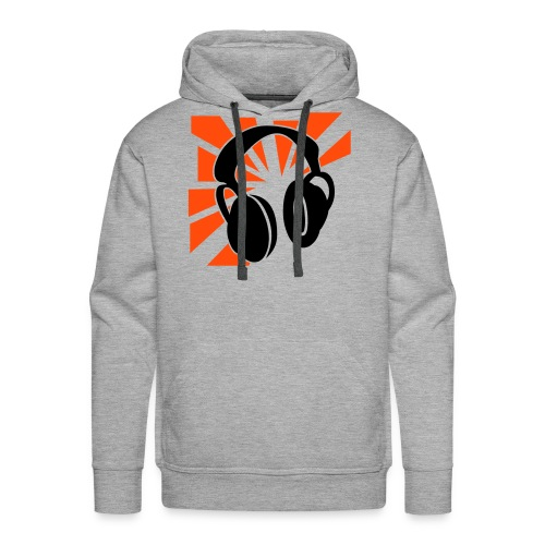 Sweatshirt ' Capuche_Homme - Sweat-shirt à capuche Premium pour hommes