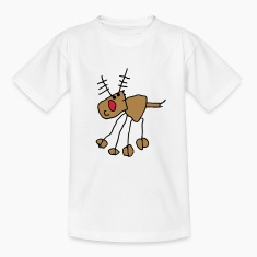 awesome kids rudolph reindeer Shirts