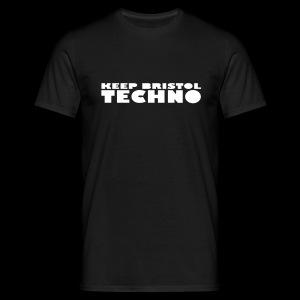 KEEP BRISTOL TECHNO T-Shirt - Men's T-Shirt