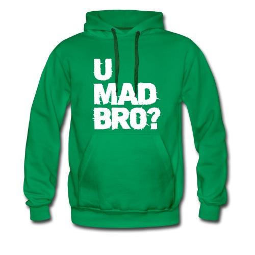 U MAD BRO ? - Mannen Premium hoodie