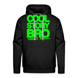 COOL STORY BRO - Mannen Premium hoodie