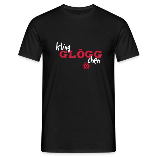 Kling Glöggchen - Männer T-Shirt