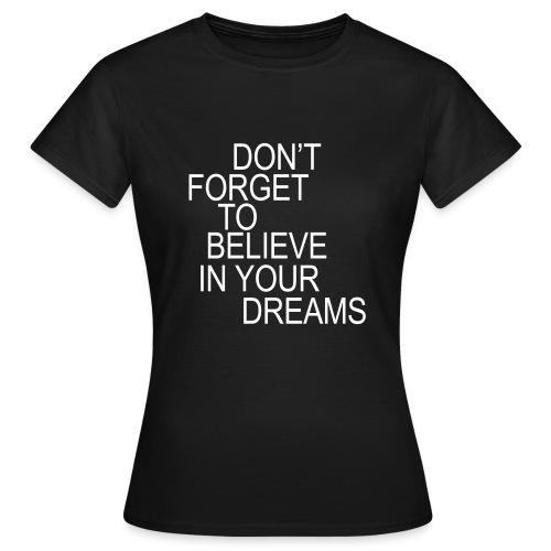 Vrouwen T-shirt