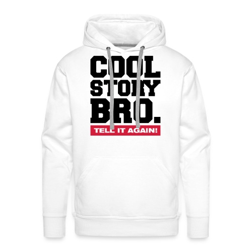 Jongens sweater  *limited edition* Cool Story Bro. - Mannen Premium hoodie