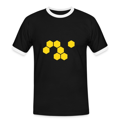 cooool - Männer Kontrast-T-Shirt