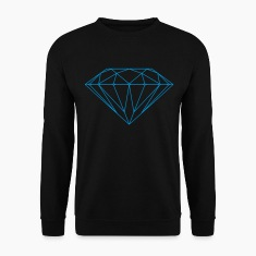 Diamond Shape Hoodies & Sweatshirts