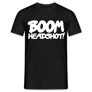 Mannen T-shirt - CrazyDutchMovies CDM Shop
