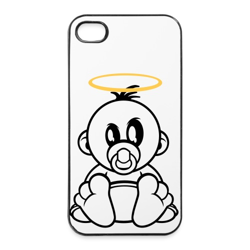 Iphone case - Angel baby - iPhone 4/4s hard case