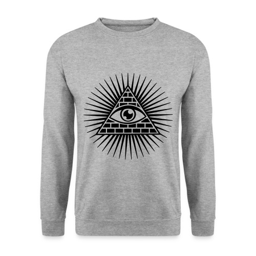 EyeCrime. - Herre sweater