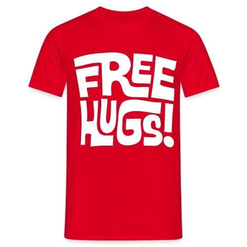 Free Hugs! - Männer T-Shirt