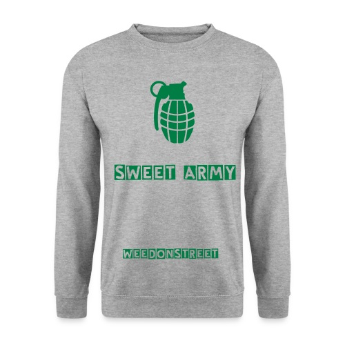 Sweet Army.  - Herre sweater
