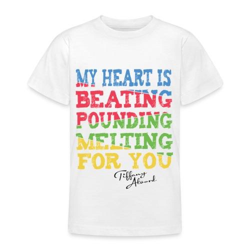 Beating-Pounding-Melting - Teenage T-Shirt