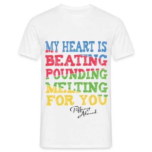 Beating-Pounding-Melting - Men's T-Shirt