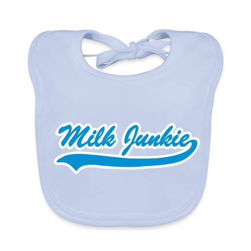 Milk Junkie LYSEBLÅ på himmelblå - Baby biosmekke
