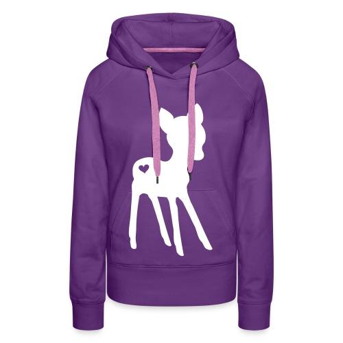 bambie - Frauen Premium Hoodie