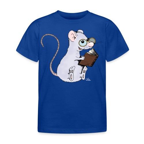 KinderShirt Raban Leseratte - Kinder T-Shirt