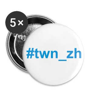 5 Buttons #twn_zh - Buttons mittel 32 mm