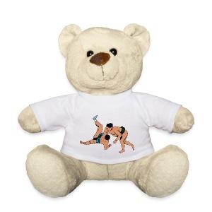 beer met sumoworstelaars - Teddy
