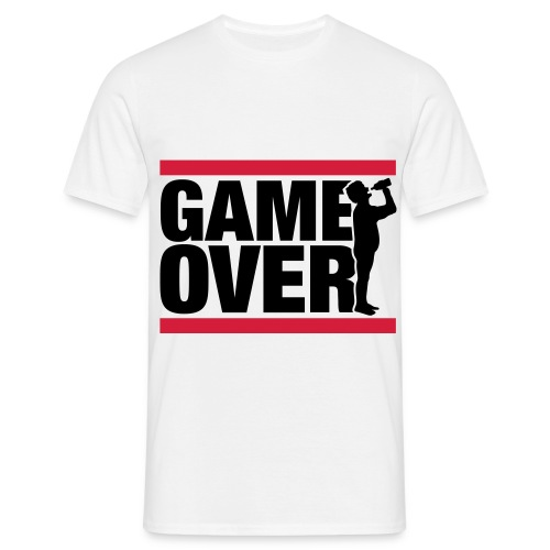 Tshirt | GAME OVER - T-shirt Homme