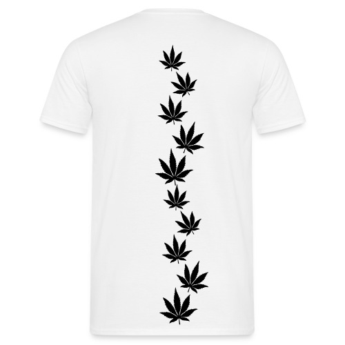 Tshirt | I LOVE WEED  - T-shirt Homme