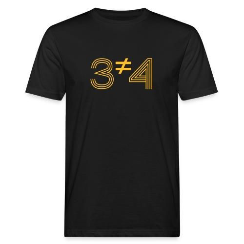4stripes.info - Miesten luonnonmukainen t-paita
