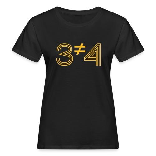 4stripes.info - Naisten luonnonmukainen t-paita