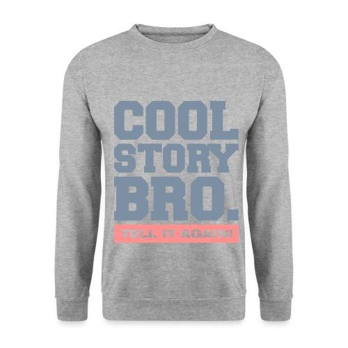 Cool story bro sweater. Mannen/Vrouwen - Mannen sweater