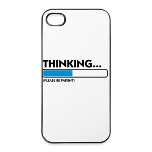 Iphone 4/4s Achterkantje - iPhone 4/4s hard case