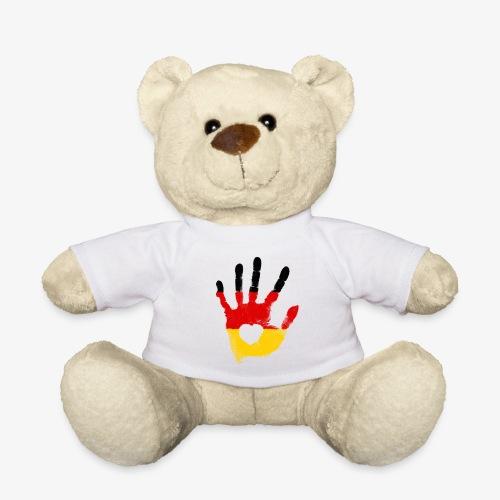 I love Deutschland Teddy - Teddy