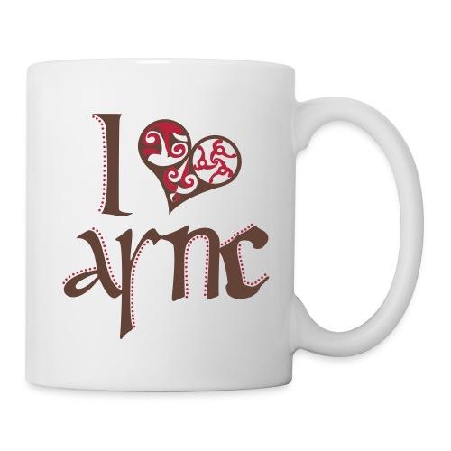 I love ASNC mug - Mug